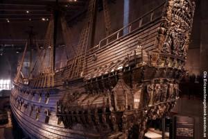 Schweden Reisen Vasaschiff