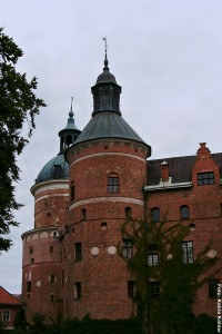 Schwedenreisen Schloss-Gripsholm