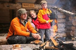 Lapland Huetten Wandern