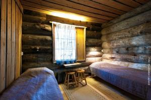 Lapland Huetten innen5