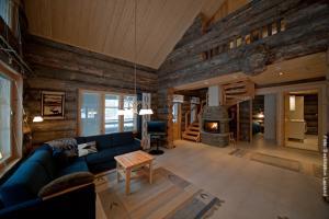 Lapland Huetten innen6