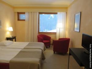 Finnland Winterreisen Hotel Kalevala-Kuhmo
