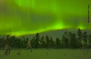 Nordlichterreise Finnland