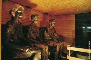 Finnland Winterreisen - Sauna