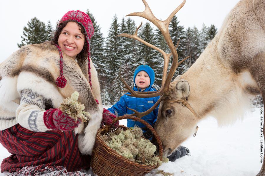 Finnland Winterreisen - Die schönsten Reisen in den Schnee ...