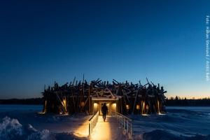 Artic Bath Spahotel Lappland