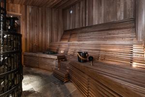 Artic Bath Spahotel Lappland - kleine Sauna