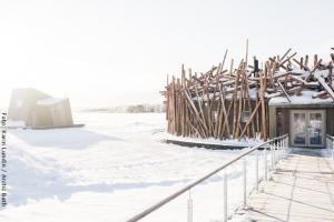 Artic Bath Spahotel Lappland - Spa & Wasserhütten