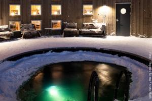 Artic Bath Spahotel Lappland - Spabecken