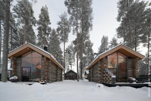 Blockhütten Sonne & Wind