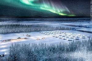 Lappland - Winterdorf Levi