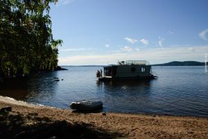 Finnland im Hausboot erkunden