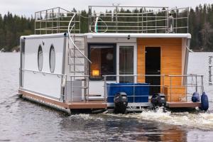 Finnland_Urlaub_Hausboot 7