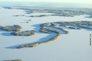Finnland Winterreise Süden