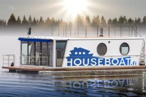 Finnlandurlaub mit Hausboot 4
