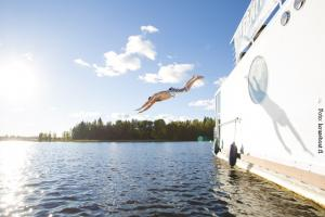 Finnlandurlaub mit Hausboot 8