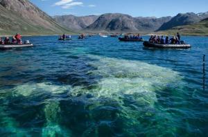 Groenland Kreuzfahrten Ika Arsuk Fjord