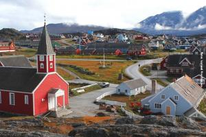 Groenland Kreuzfahrten Nuuk