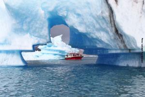 Groenland Schiffsreisen Illulissat Eis Fjord