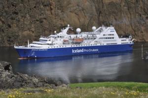 Groenland Schiffsreisen
