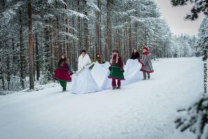 Hochzeit-in-Lappland