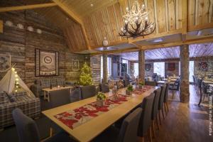 Hotel Muotka Lappland Lodge - Restaurant