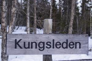 Schneemobil Safari Schweden - Kungsleden
