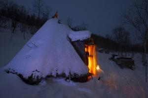 Winterurlaub Lappland Sami