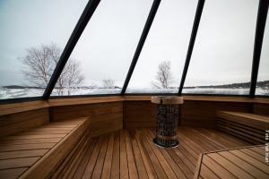 Winter Inari Sauna
