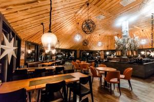 Nordlichter Dorf Saariselka Restaurant