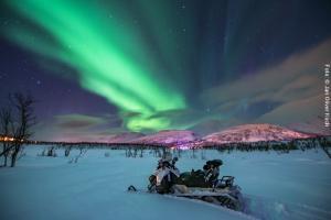 Norlichter Norwegen