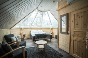 Nordlichterhütte Saariselka
