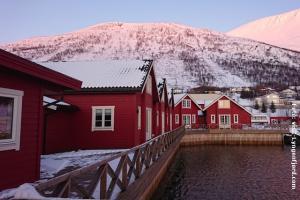 Norwegen_Lyngenfjord