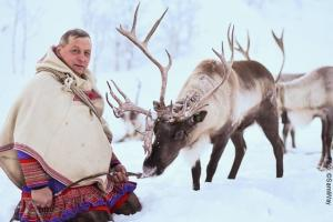 Norwegen Reisen Sami