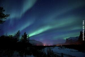 Norwegen Polarlichter Reise