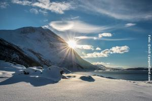 Norwegen Winterreise