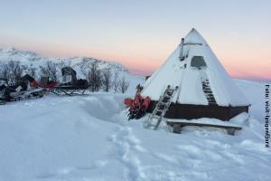 Winterreisen Norwegen