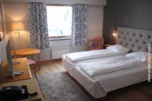 Norwegen Hotel Reisefjord