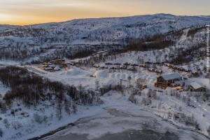 Schneehotel Panorama