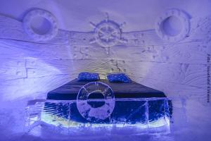 Norwegen Schneezimmer