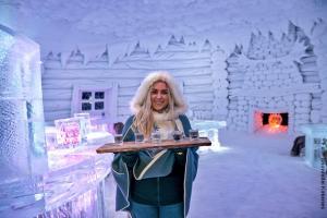 Schneehotel Norwegen buchen