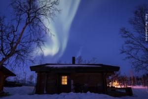 Schweden Nordlicht