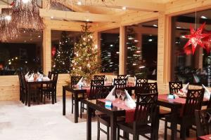 Winterreise Lappland Hotel