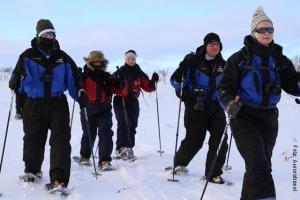 Silvesterreise_Lappland