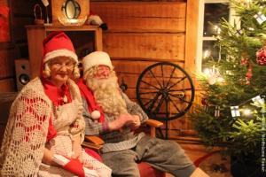 Weihnachten in Lappland - Weihnachtspaar