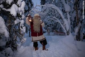 Weihnachten-in-Lappland
