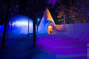 Weihnachten in Lappland