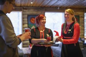 Hotel Muotka Lappland Lodge