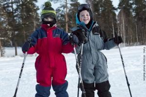Winterreise Lappland