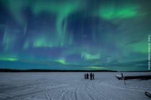 Wildnishotel Inari Lappland